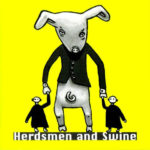 Herdsmen and Swine CD Cover